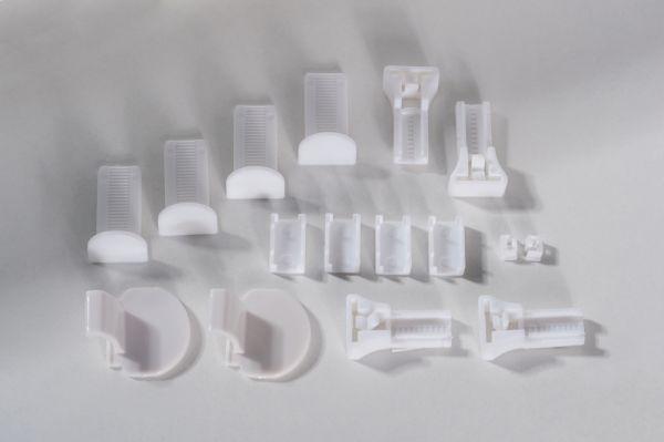 Montage-Set für Klemmfix Plissee Pisa von K-Home