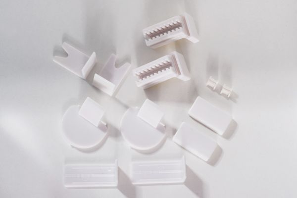 Montage-Set für Klemmfix Plissee Siena von K-Home