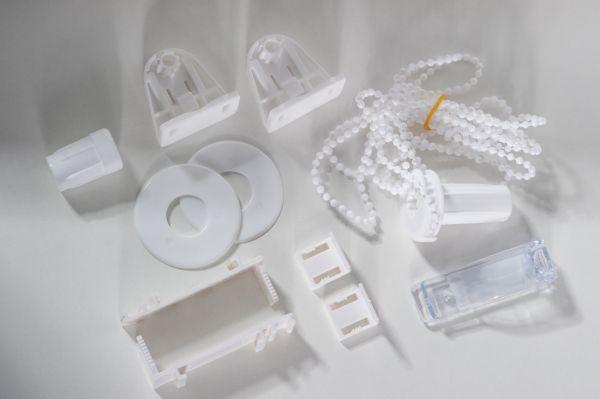 Montage-Set für Klemmfix Doppelrollo Maringa + Delphi von K-Home