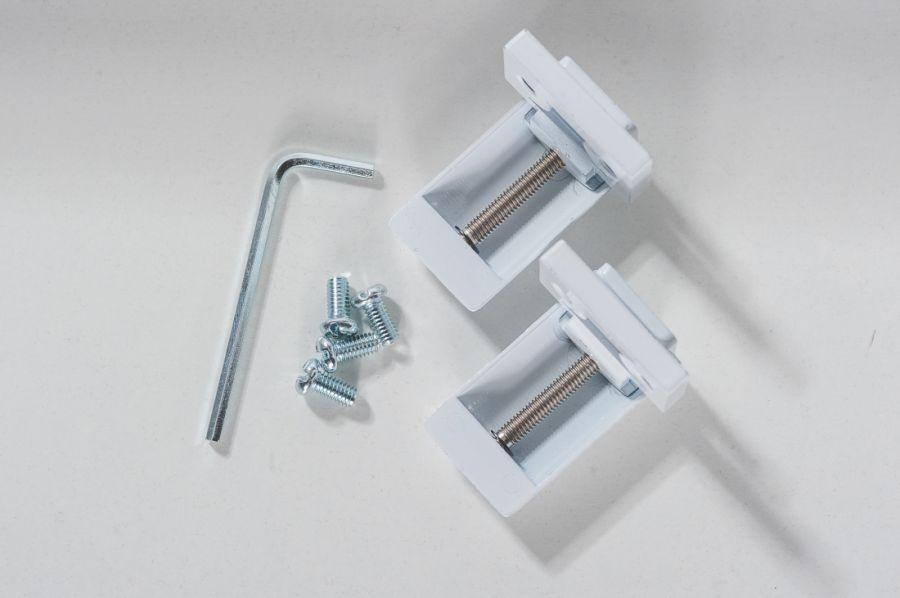 Klemmträger für Klemmfix-Jalousie ,K-Home (2er Pack)