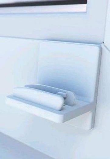 Klebeträger für verspannte Plissees von K-home