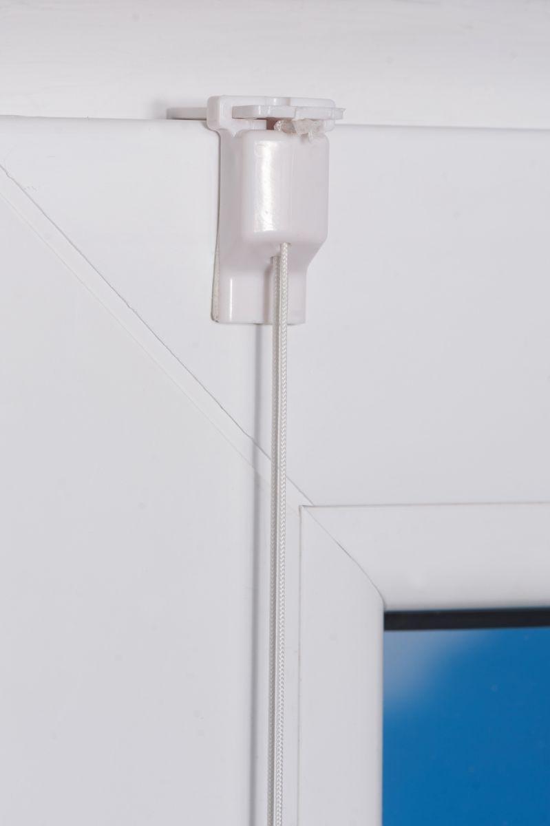 Klemmfix-Plissee